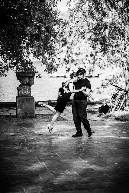 Tanzen ist träumen mit den Beinen.
