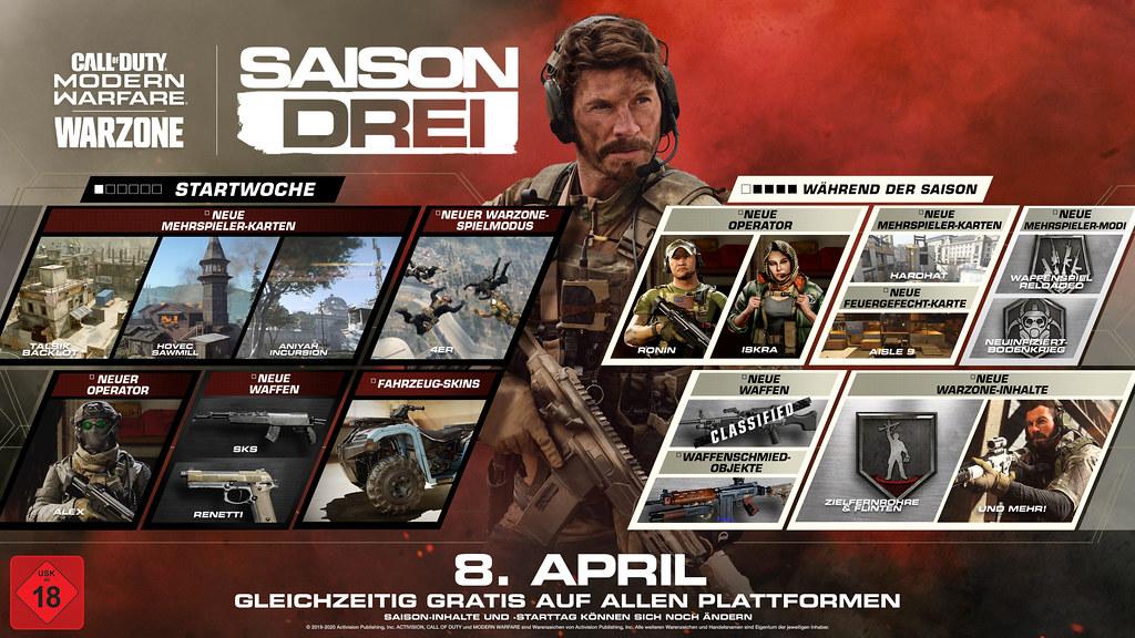 Hardhat in Modern Warfare: Nostalgie pur!