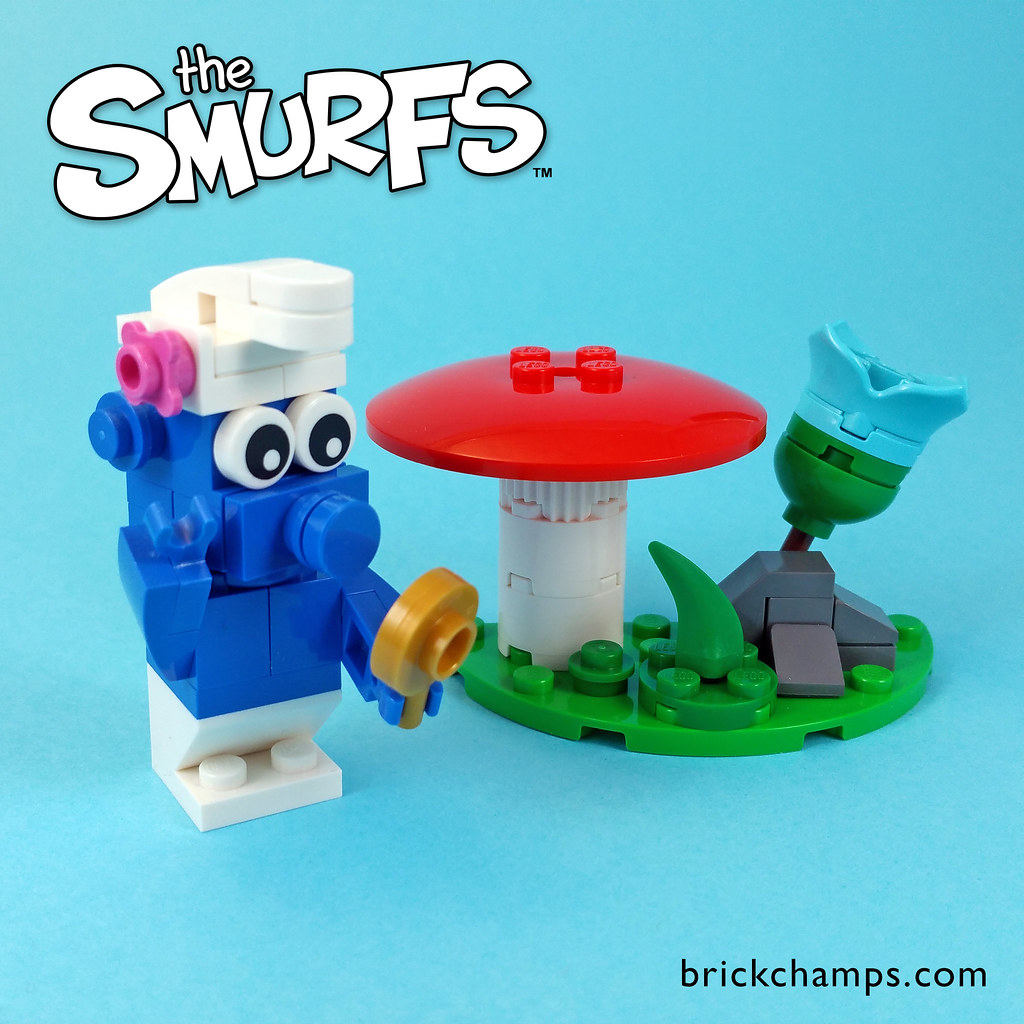 The Smurfs 3/5 - Collect them all