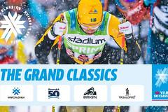 Visma Ski Classics ohlásila Grand Classics akce a Jizerská 50 je mezi nimi!