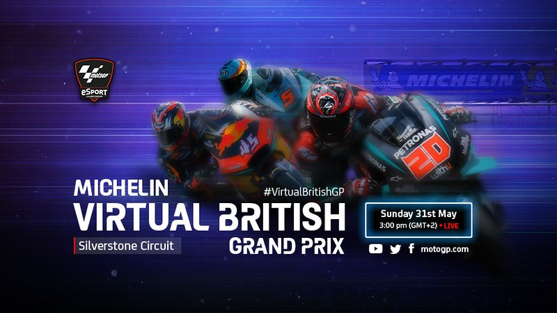 MotoGP Virtual Race British