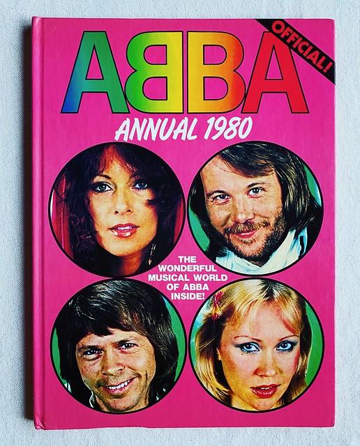 Abba Annual (1980) Fan Book