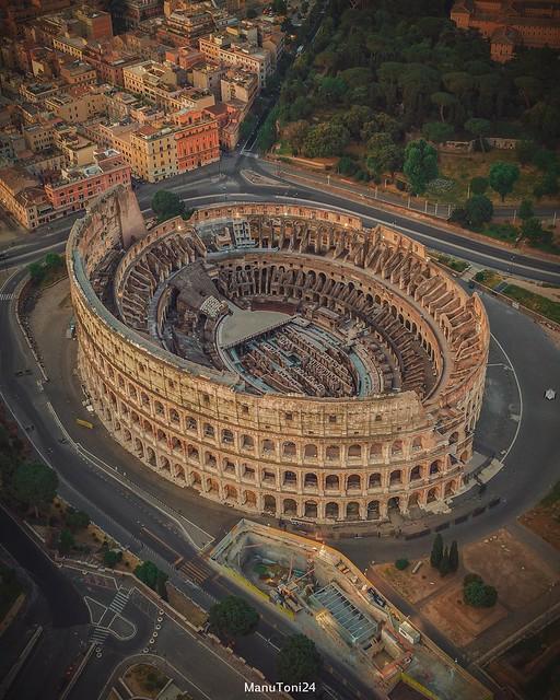 ROMA ARCHEOLOGIA e RESTAURO ARCHITETTURA 2020: A Roma i cantieri per la metro C sono rimasti aperti, ma inutilmente: gli scavi sono fermi. Il Post (22/05/2020). Foto: Metro C - Colosseo, in: manutoni24/instagram (27/05/2020), et al.,