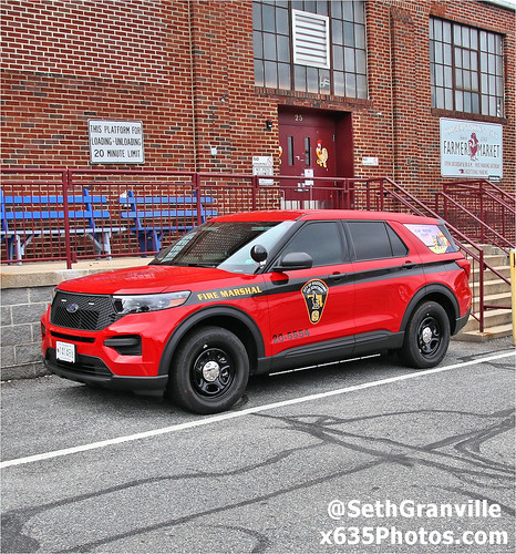 Hagerstown Fire Department Fire Marshall 3 Photo