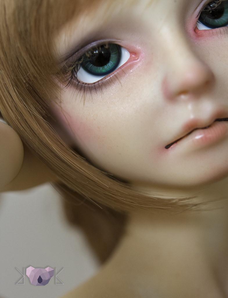[Vend] ★ Super Dollfie DWC-01 Volks  ★  (poupée complète) 49941628748_b35da7e0c8_b