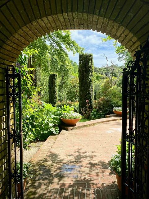 Entering the not-so-secret garden
