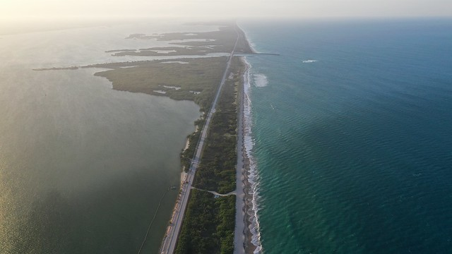 Treasure Coast aerial image