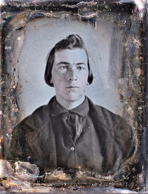 Joseph F Woodbury, Age 17