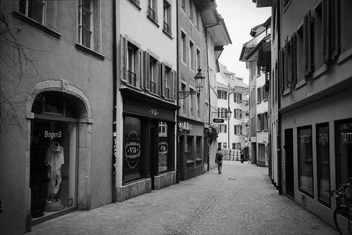 147/366 Empty streets