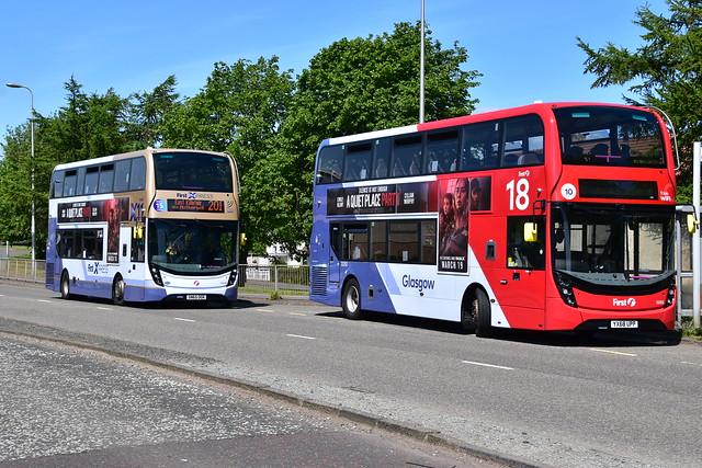 33994 - SN65OGK (201) & 33263 - YX68UPP (240)