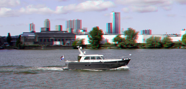 Nieuwe Maas Rotterdam 3D