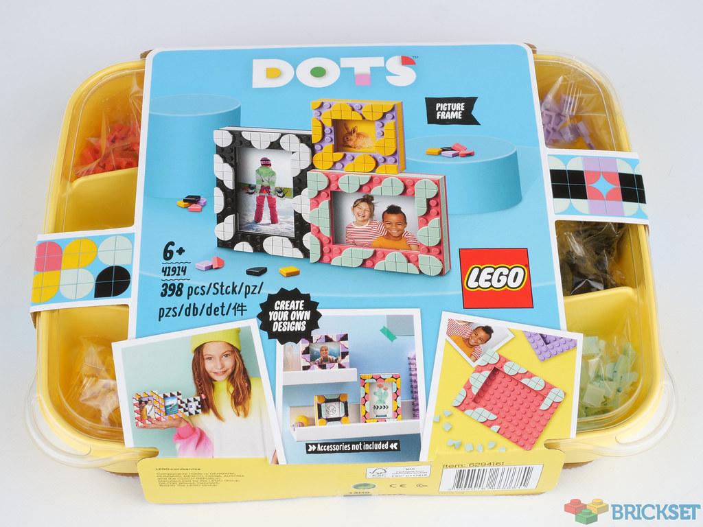 Review 20 Creative Picture Frames   Brickset LEGO set guide ...