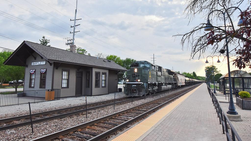 Bartlett Depot