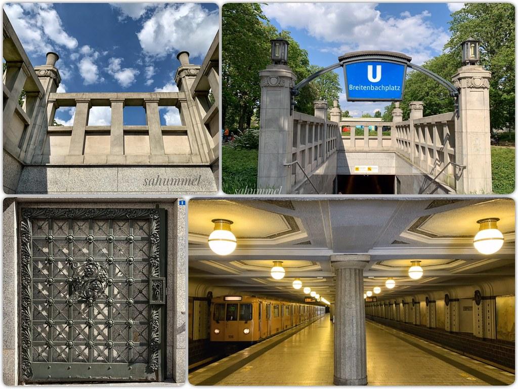 Downstairs ...Berlin Underground