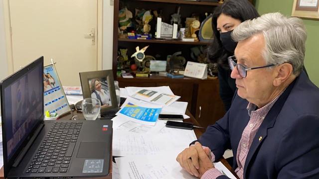 27/05/2020 Reunião Presidente Bolsonaro