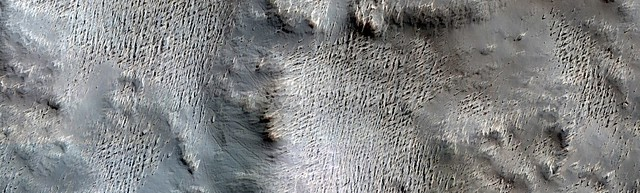 Mars - Terrain Sample