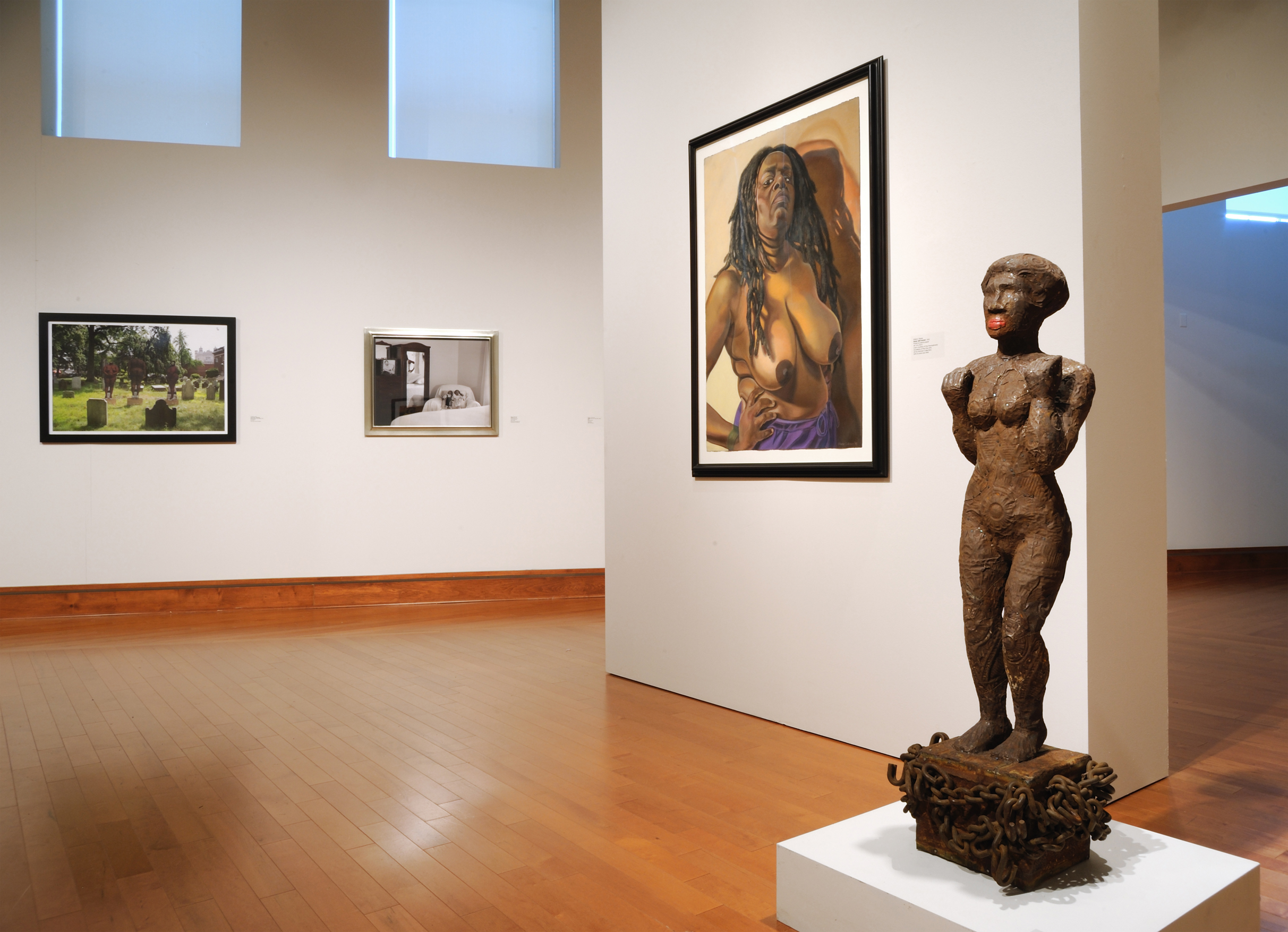 Shifting African American Women Artists and the Power of Their Gaze