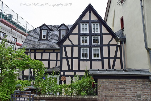 Cityscape : Linz am Rhein