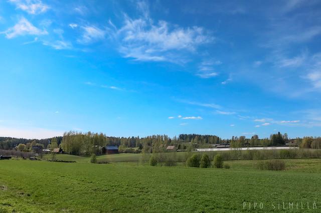 Biking Sysmä-Helsinki