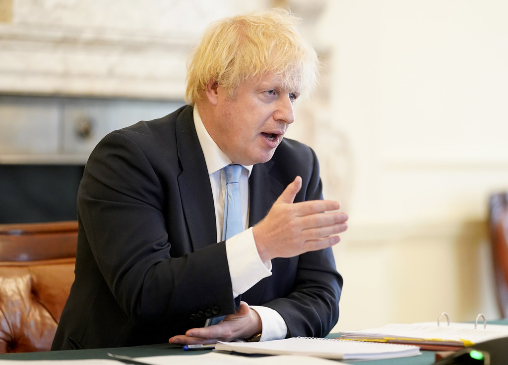 Boris Johnson Special Bets 2021