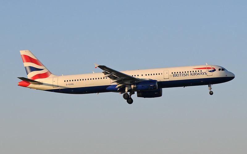 Airbus-A321-200-British-Airways-G-EUXG