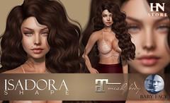 Isadora Shape