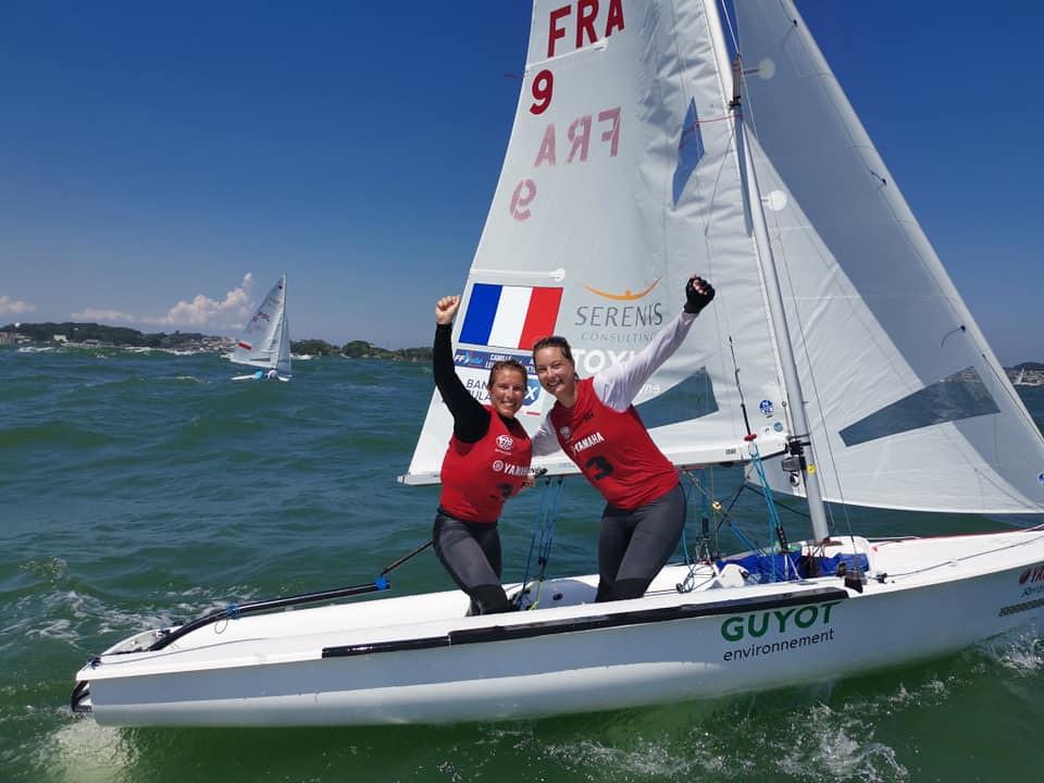 L'Equipe de France de Voile sélectionnée aux JO 2021