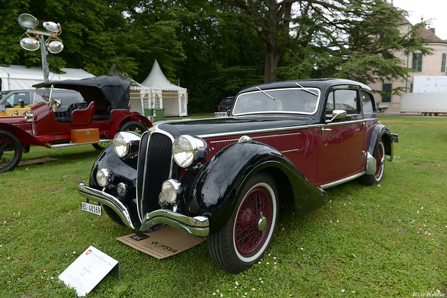 1937 Delahaye 135 M Chapron