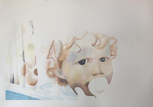 Dummy - 005 | £62 inc p&p UK | 2020 | 76x56cm | Fabriano Artistico HP Paper