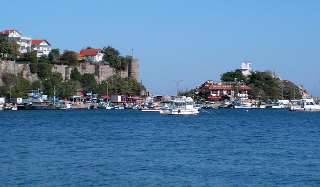 Amasra, Black Sea, Turkey