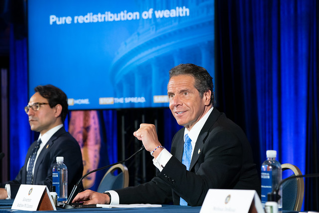 Amid Ongoing Covid-19 Pandemic, Governor Cuomo Calls on U.S. Senate to Pass a Coronavirus Relief Bill That Helps All Americans