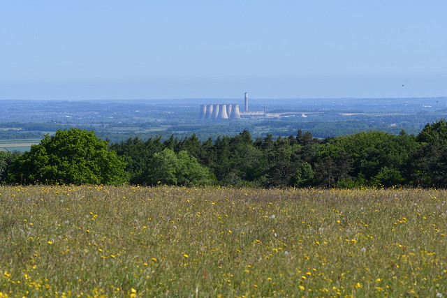 Warren Hills vista