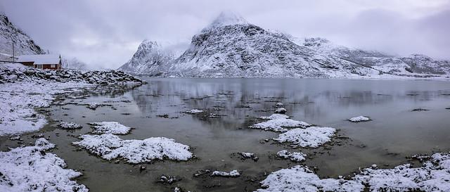 Lofoten Fjord