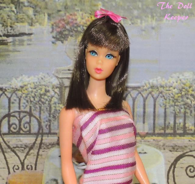 1967 Vintage Mod TNT Chocolate Bon Bon Barbie
