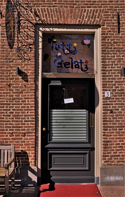 Tutti Gelati....Closed..DDD/TDD