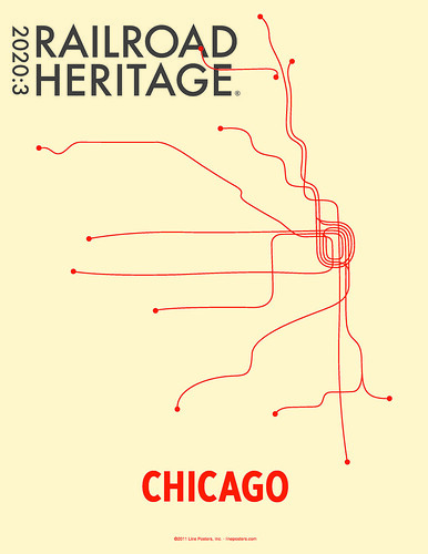 Railroad Heritage 61: Summer 2020