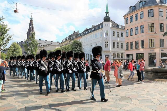 Royal Life Guard, Denmark