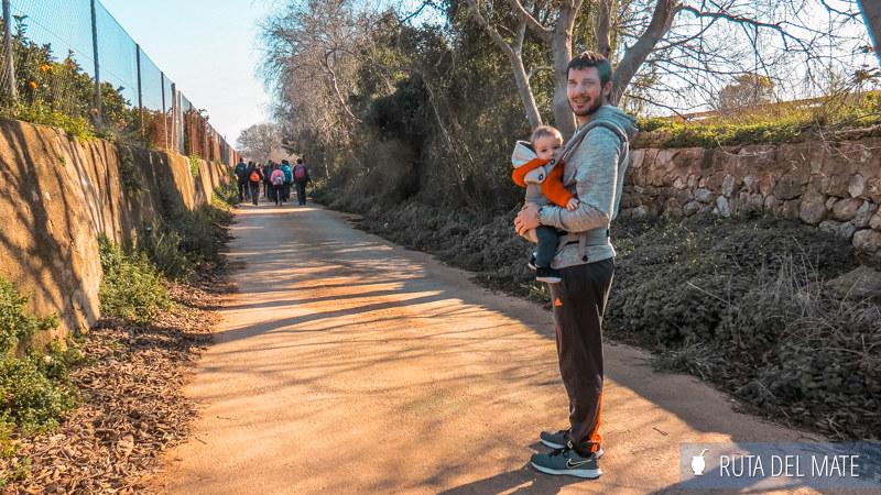 Camino al Castillo de Bairén, qué ver en Gandía