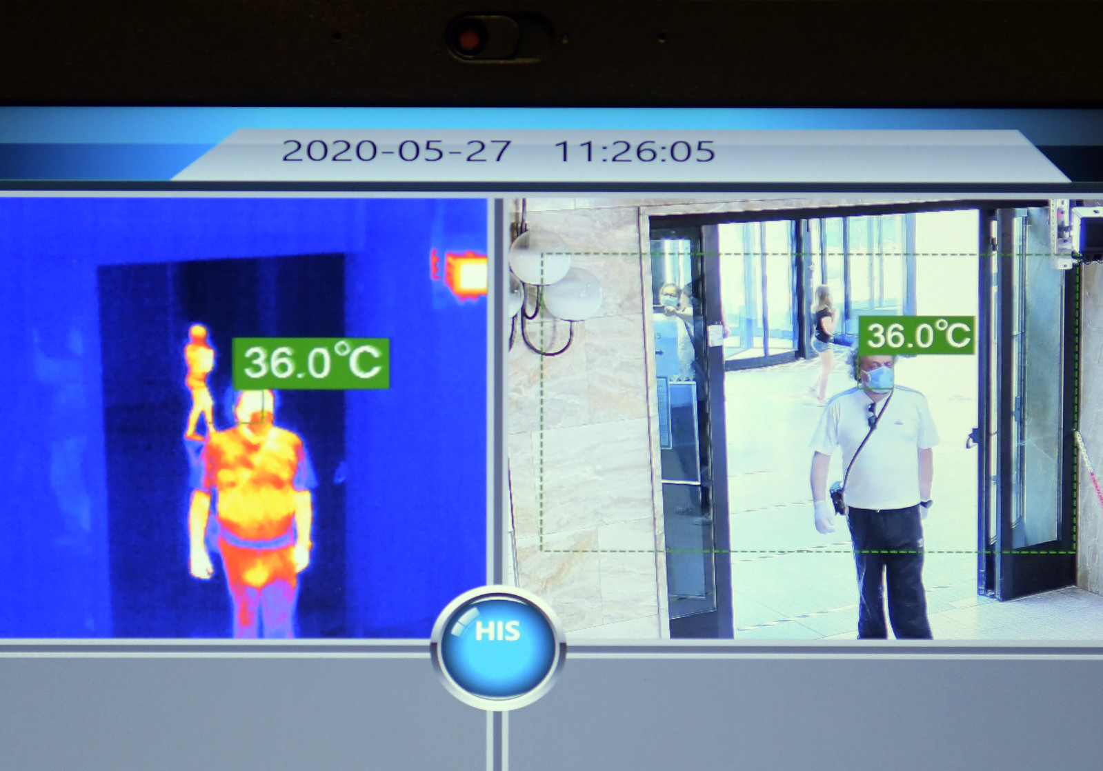 Termo-Scanner, donato dal Distretto Rotary 2041 all'Ospedale di Vizzolo Predabissi