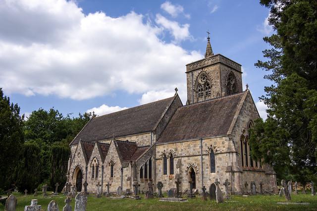 St John's Church, Bemerton