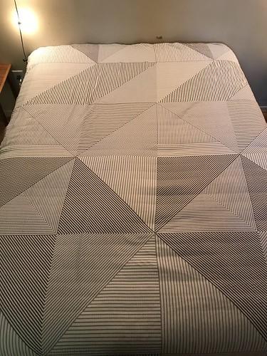 Rhythm of My Bedspread
