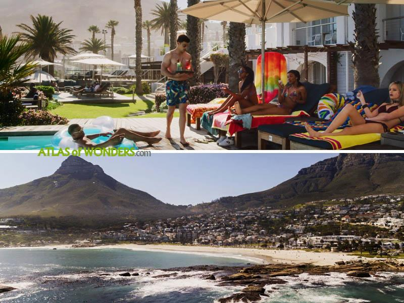 The Bay Hotel in Camps Bay