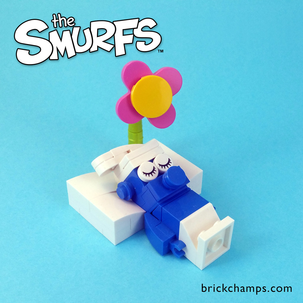 The Smurfs 5/5 - Collect them all