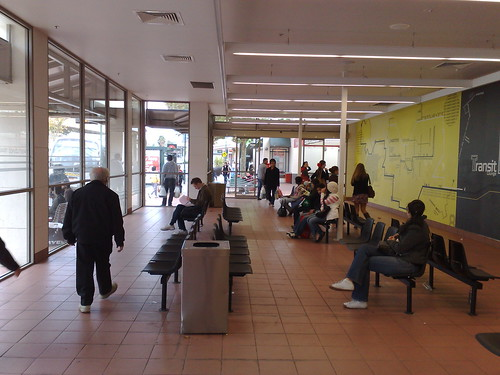 "Chadstone ""Transit lounge"" - May 2010"