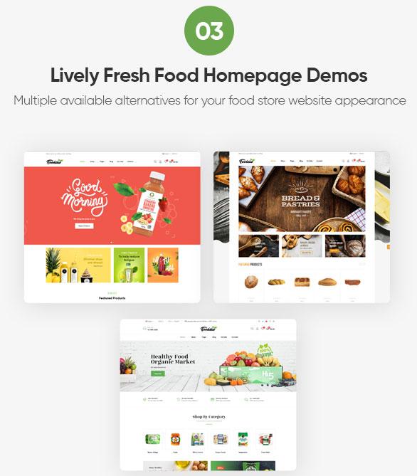 Homepage - Leo Foodelic Organic Food Store Prestashop Theme