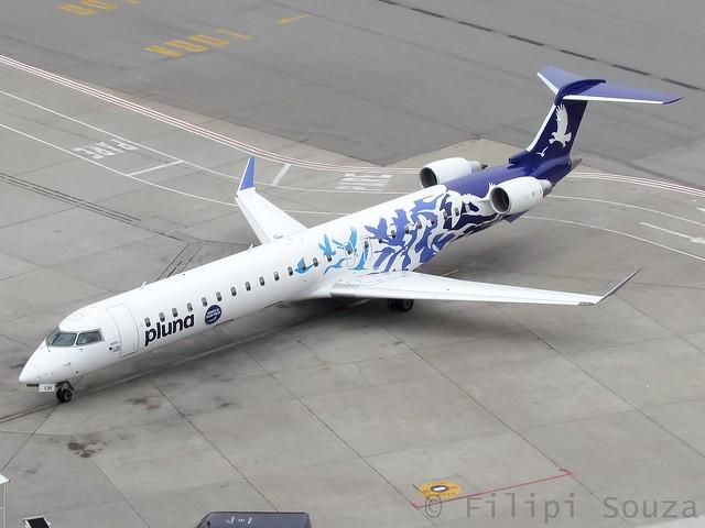 CX-CRK - PLUNA - Bombardier CRJ-900