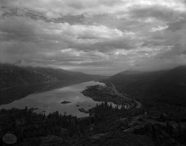Rowena Crest, Columbia Gorge, Oregon,