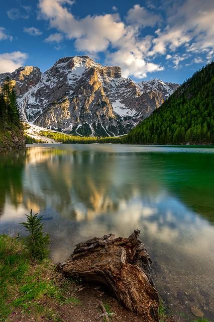 Lago Di Braies.