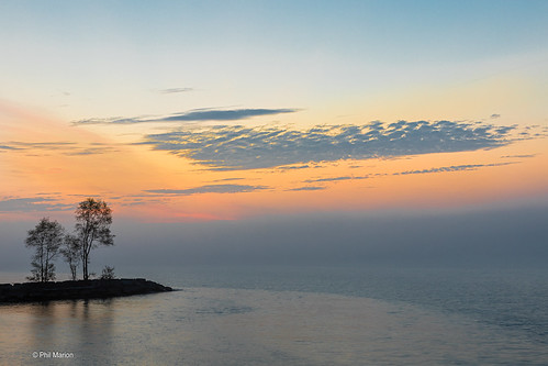 Lake Ontario sunrise | by Phil Marion (184 million views - THANKS)