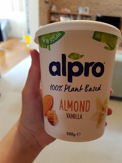 Vanilla Alpro Yoghurt